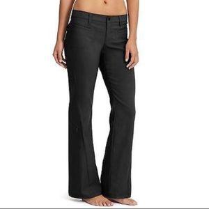 Athleta Dipper 2 Black Size 10L Pants EUC